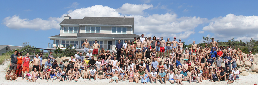 Langer Lab Beach Party 2016