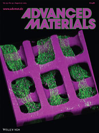 Advanced Materials, August 2013